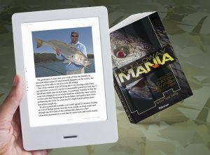 mulloway Mania e-book How To Catch Jewfish On Lures by Steve Starlo Starling