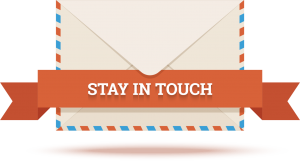 Stay in touch with the Fishotopian monthly newsletter