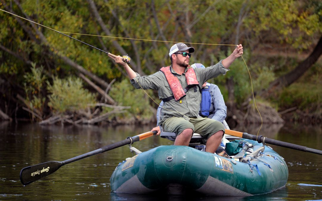 The Truth About Strength & Fly Fishing — A Chat With Matt Tripet