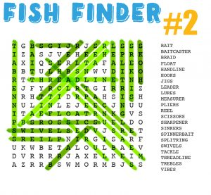fishotopia kids fishing activity - fish finder 2 answer