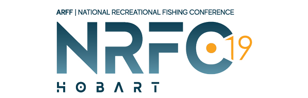 National Recreational Fishing Conference 2019 logo