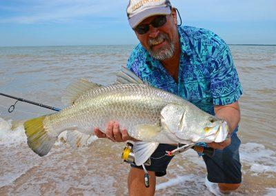 DARWIN LAND BASED FISHING: PT 3 — NT
